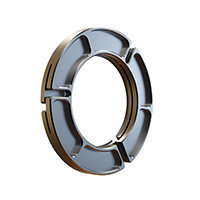 clamp on ring