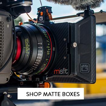 Bright Tangerine Shop Matte Boxes