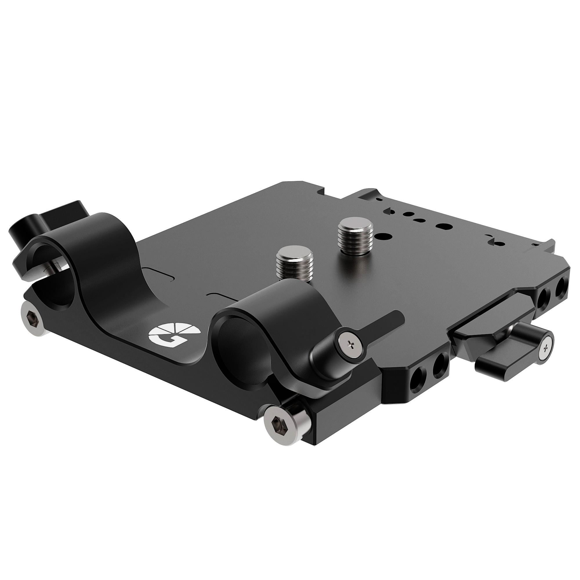 B4002 0002 Left Field 15mm Baseplate for DSMC2 1 2