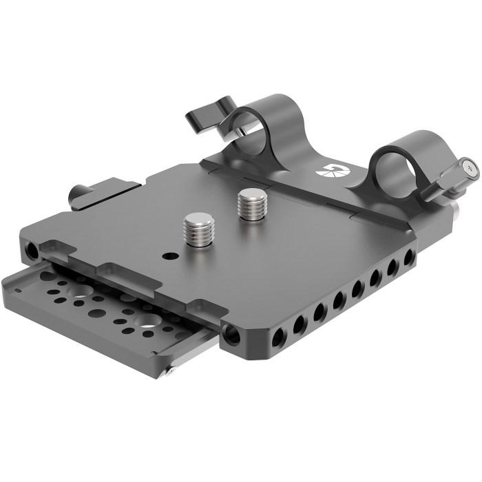 B4002.0002 Left Field 15mm Baseplate for DSMC2 2 1