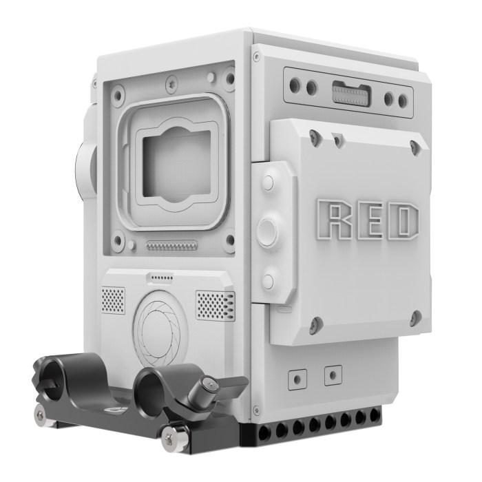 B4002.0002 Left Field 15mm Baseplate for DSMC2 4 3