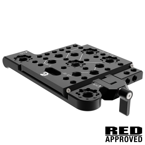 B4002 0003 Left Field Top Plate for DSMC2 1 2