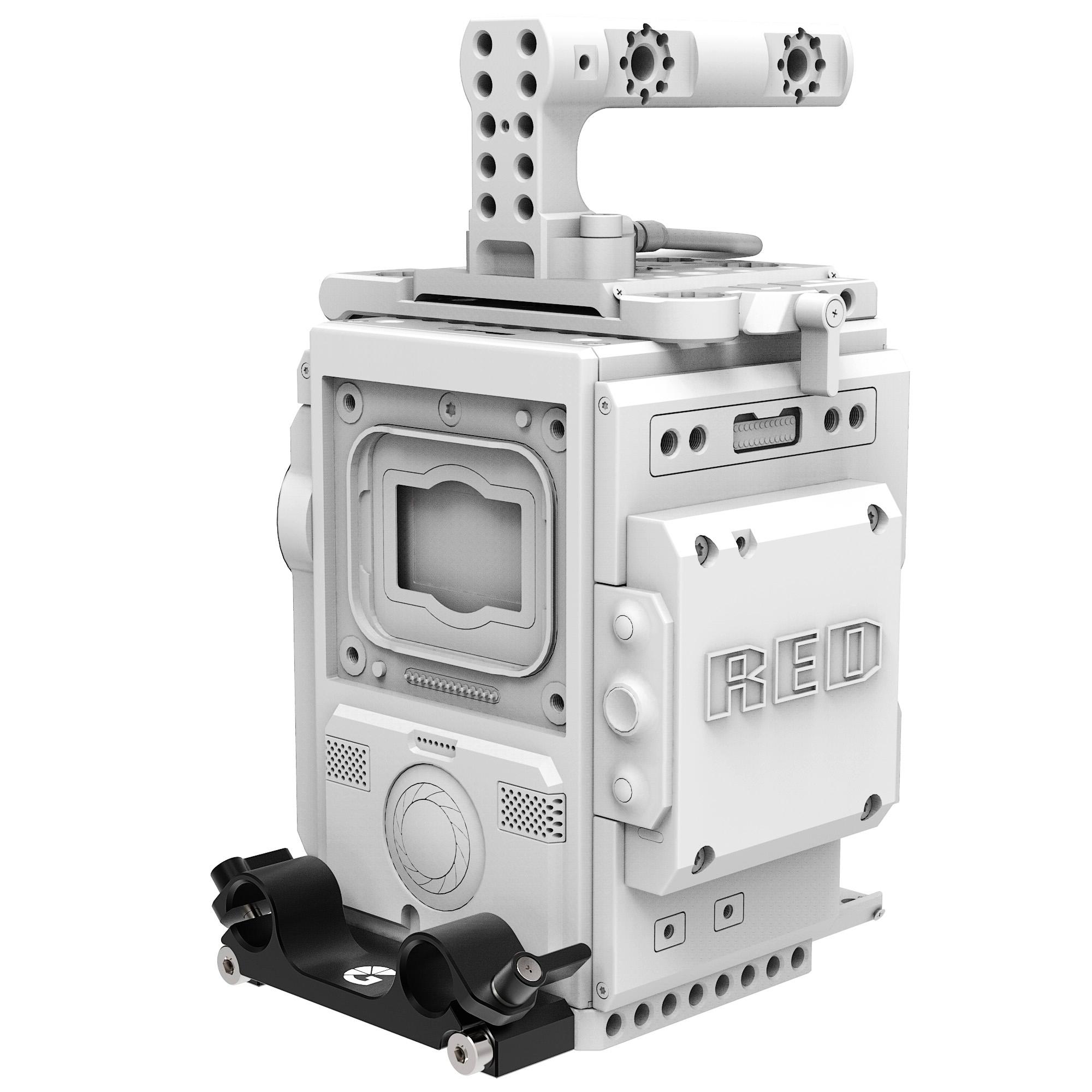 B4002 1003 15mm LWS mount for DSMC2 5