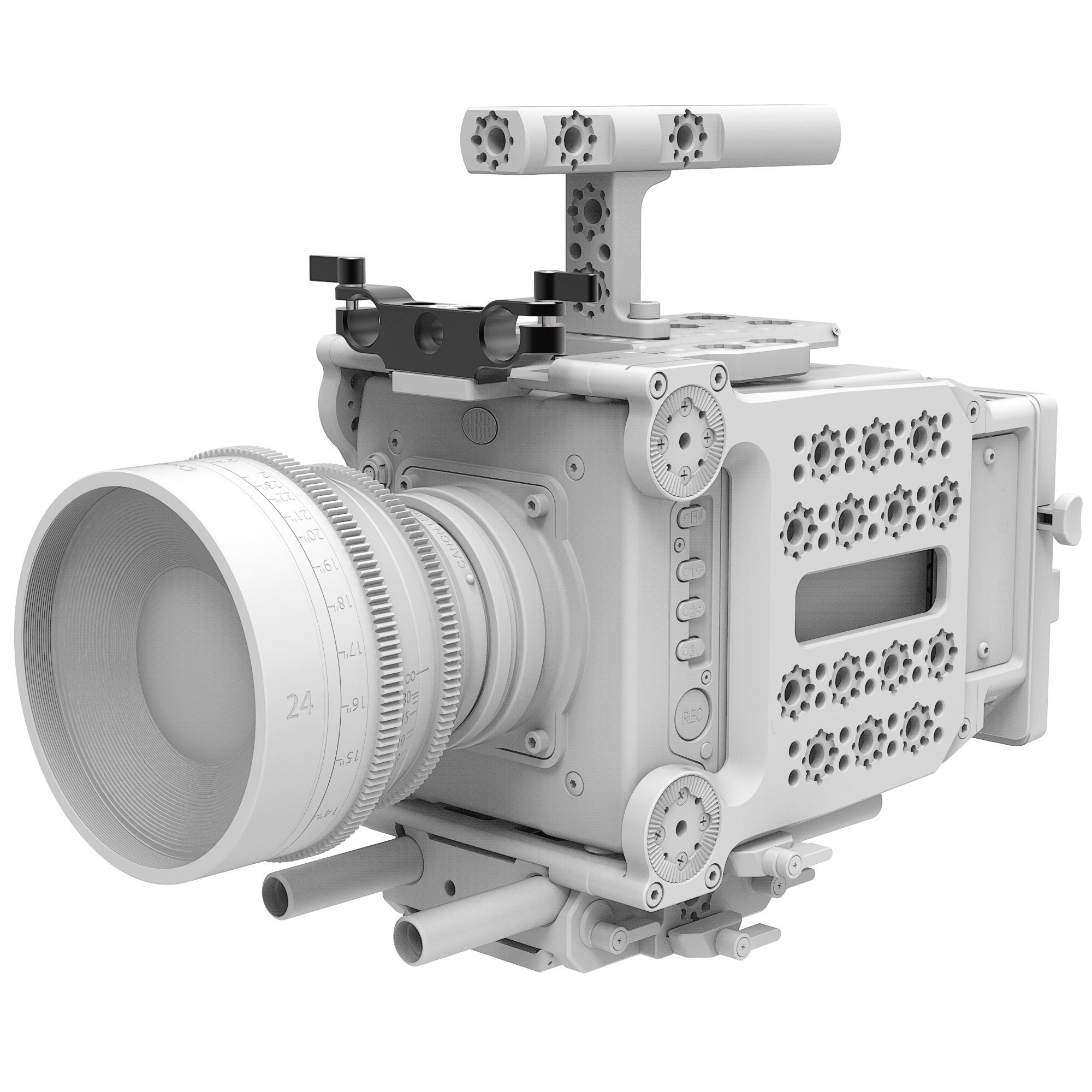 B4003.1010 Left Field Universal 15mm LWS Bracket 3