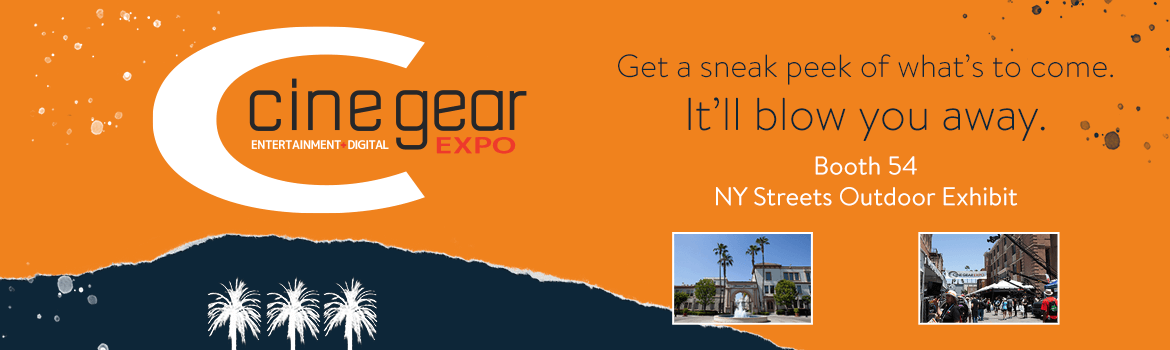 Get a sneak peek of what's to come. It'll blow you away. Booth 54, NY Streets Outdoor Exhibit