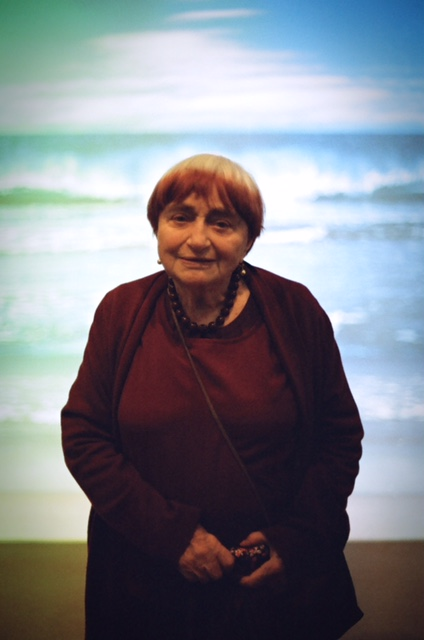 Agnes Varda | photo by Aaron Stewart-Ahn
