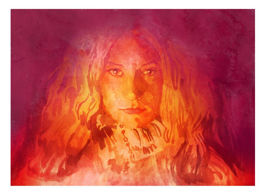 Crimson Peak | artwork by Tony Stella