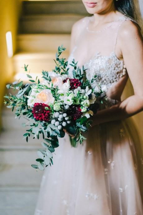 Ένας χειμωνιάτικος γάμος στην Αθήνα