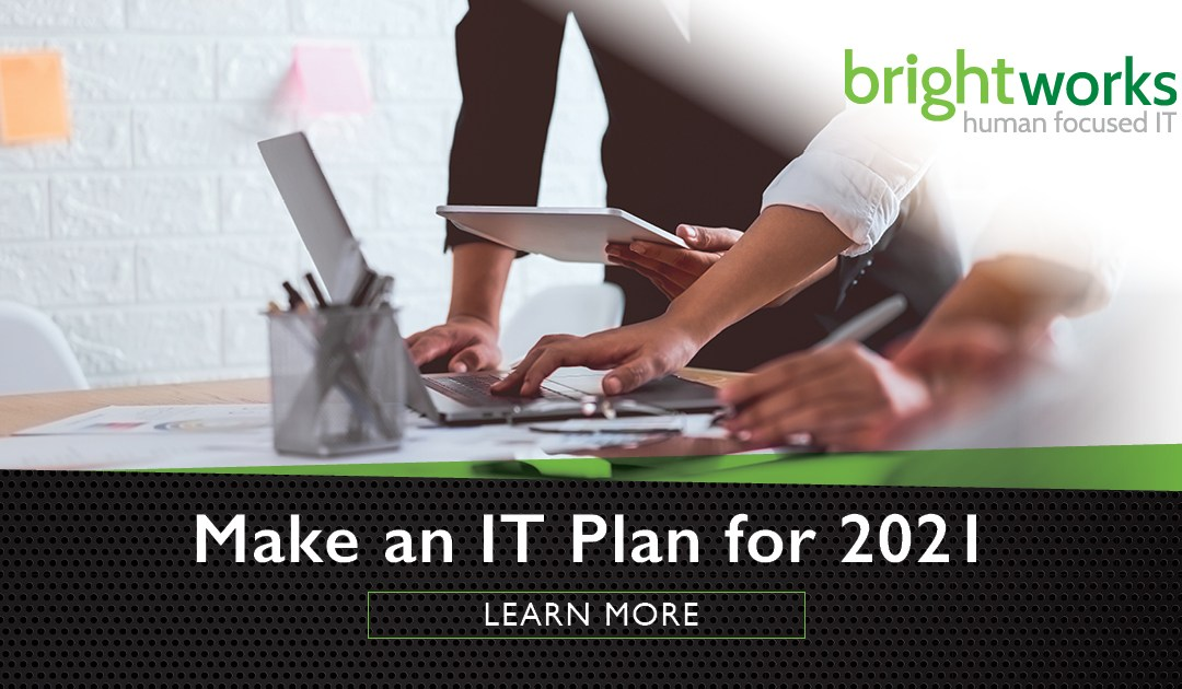 Planning 2021 IT: Think Flexibility
