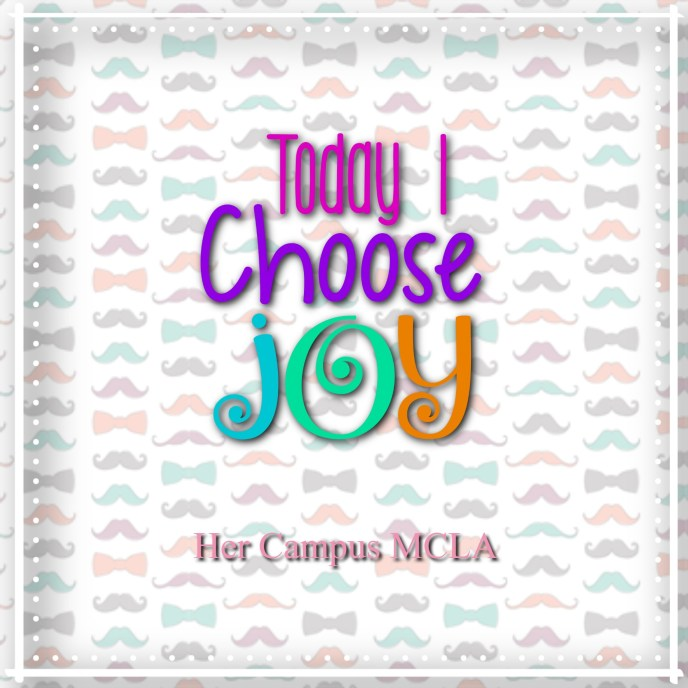 Social media graphic for Her Campus MCLA as part of our GirlBoss Mondays Series