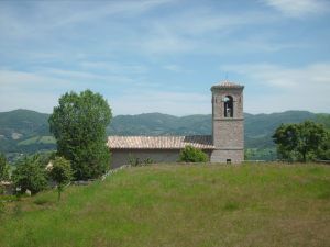 walking and hiking in Umbria