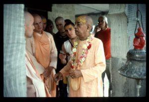 New Vrindaban Prabhupada's Palace Tour 1976