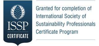 ISSP Certificate Badge 2015