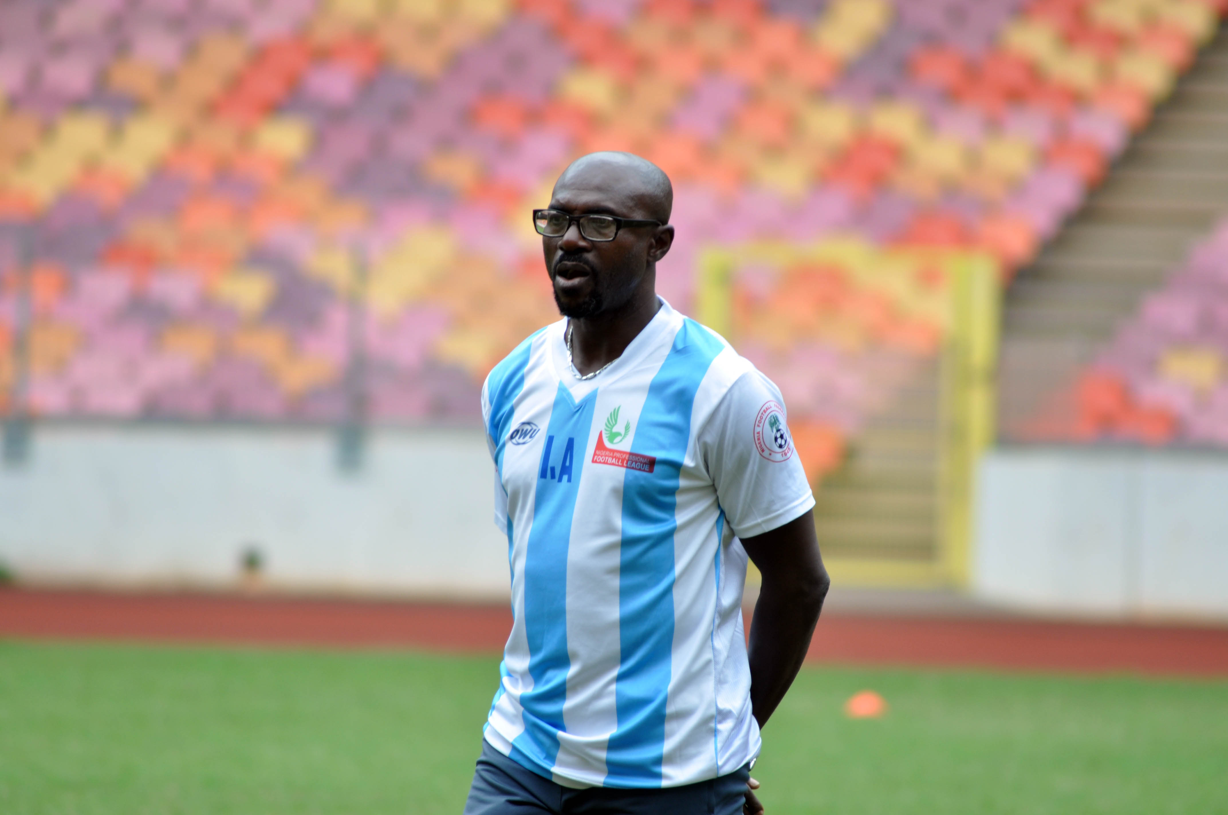 Ex Eagles coach Imama to replace Ndube at Abia Warriors - Latest Sports News In Nigeria