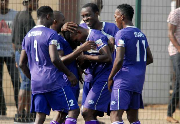 MFM FC Disgraced Akwa united At Agege