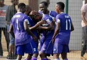 MFM FC Disgraced Akwa united At Agege