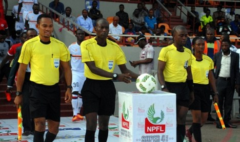 Bildergebnis für Nigeria Referees Association Suspends 18 Referees From Officiating Matches