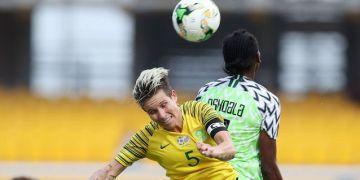 Asisat Oshoala: Women's football in Africa needs re-branding to attract investors - Latest Sports News In Nigeria