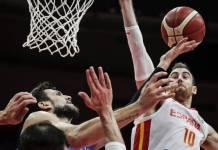 Spain Argentina Fiba Basketball World Cup Spaniards Olympic