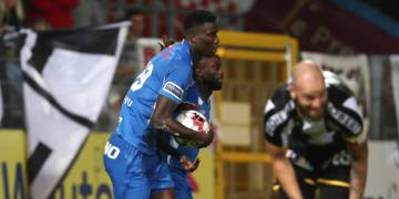 Onuachu, Odey fire blank in Genk's narrow win - Latest Sports News In Nigeria