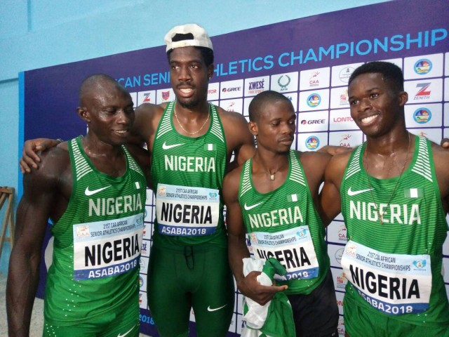 Nigeria Need world class  Preparation to perform at Tokyo 2020 Olympics