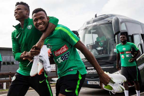 NFF celebrates Super Eagles defender Shehu Abdullahi at 27 - Latest Sports News In Nigeria
