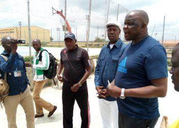 NVBF Chief Nimrod confident Nigeria will qualify for Tokyo Olympics - Latest Sports News In Nigeria