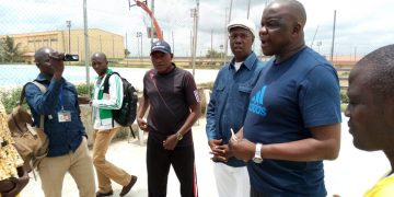 NVBF Chief Nimrod confident Nigeria will qualify for Tokyo Olympics - Latest Sports News In Nigeria