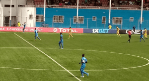 Enyimba crush  Paradou AC 4-1, moved up to Second in CAF Confederation Cup Group