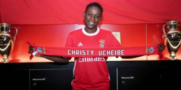 Christy Ucheibe joins SL Benfica on three-and-half-year deal - Latest Sports News In Nigeria