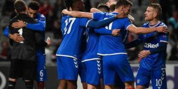 Europa League: Aribo comes off the Bench as Rangers book Round of 16 Spot - Latest Sports News In Nigeria