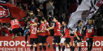 Osimhen Improves Goals Stat in Lille 3-0 Win over Toulouse - Latest Sports News In Nigeria