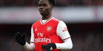 Saka Recounts Growing Pains before Hit Stardom with Arsenal - Latest Sports News In Nigeria