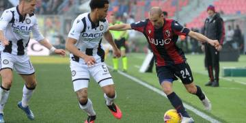 """Bologna 1-1 Udinese: Troost-Ekong and Co Frustrated in """"Bitter draw"""" - Latest Sports News In Nigeria"""