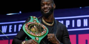 8 Things We Bet You Didn't Know About Deontay Wilder - Latest Sports News In Nigeria
