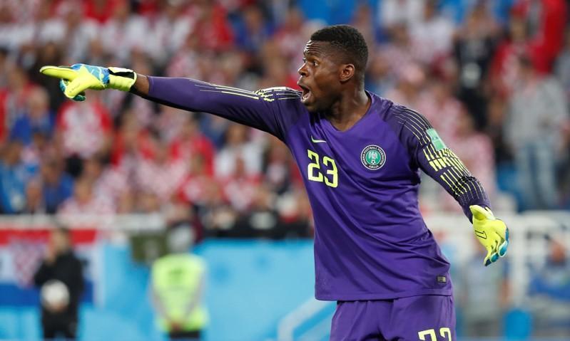 Eagles Goalkeeper Coach Alloy Agu Gives Francis Uzoho Injury Update - Latest Sports News In Nigeria