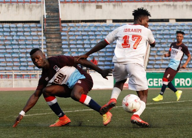 Ibrahim Olawoyin Archives - Latest Sports News In Nigeria