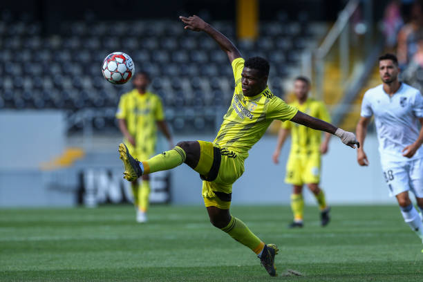 Nigeria striker Aiyegun bags brace for FC Zrich against Swiss leaders St Gallen - Latest Sports News In Nigeria