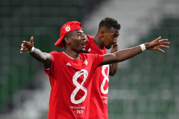 Bayern Munich wins eighth-straight Bundesliga title - Latest Sports News In Nigeria