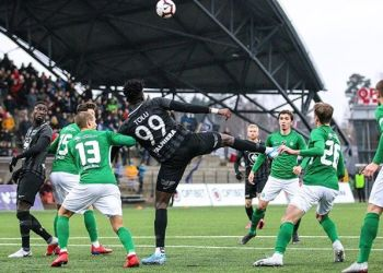 Tolu Arokodare scores again to rescue Valmeira from defeat - Latest Sports News In Nigeria
