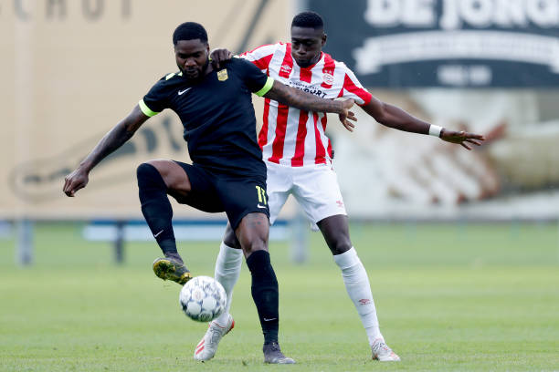 Brown Ideye announces Aris Thessaloniki exit - Latest Sports News In Nigeria