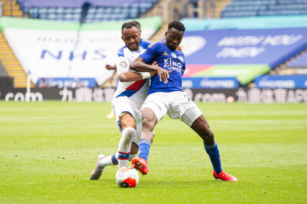 6 Tackles won, 2 Interceptions, 3 Aerial duels won: Ndidi shows class against Palace - Latest Sports News In Nigeria