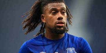 Iwobi nominated for Everton's young player of the year award - Latest Sports News In Nigeria