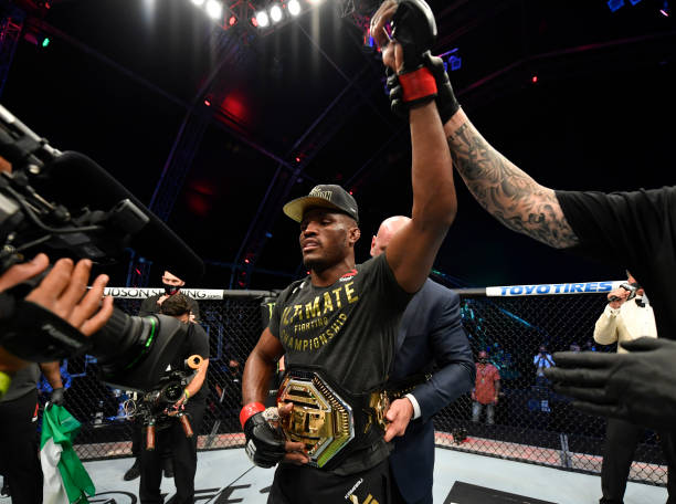 Kamaru Usman retains UFC title with win over Jorge Masvidal - Latest Sports News In Nigeria