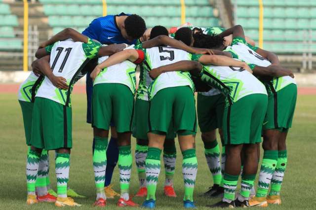Akpeyi remains optimistic about Super Eagles chances of qualifying for the World Cup
