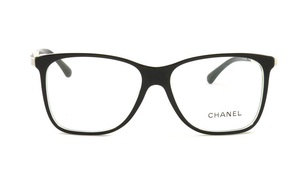 Chanel CH 3366 1610 54 Schwarz Brille online kaufen