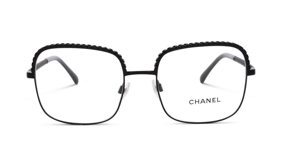 Chanel CH 2185 101 54 Schwarz Brille online kaufen