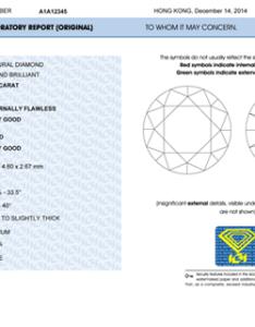 Igi diamond id also certification how grades diamonds rh brilliance