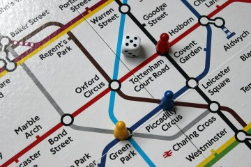 London Underground Game