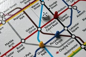 London Underground Game